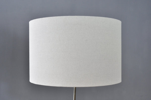 Oatmeal Wide Lampshade