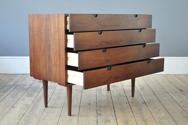 Rosewood Chest - Forest London