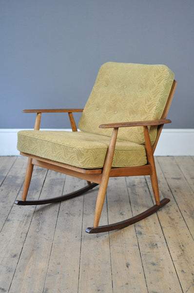 Beech Rocking Chair