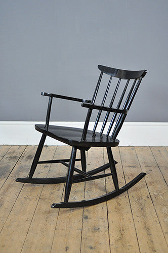 Eye Catching Rocking Chair