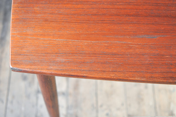1960's Dutch Teak Dining Table