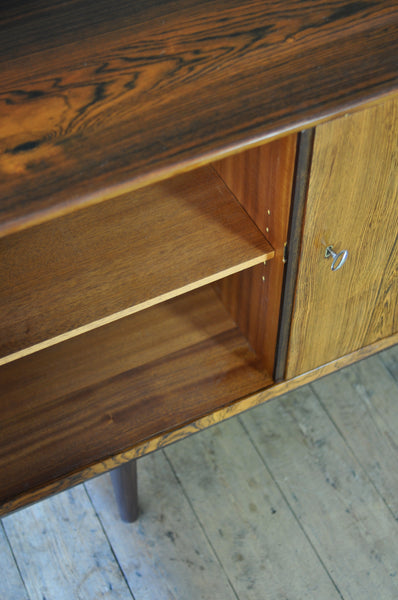 Exceptional Rosewood Sideboard