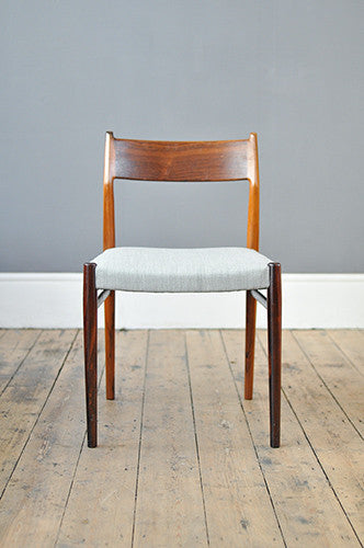 Danish Rosewood Chair
