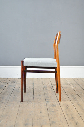 Danish Rosewood Chair - Forest London