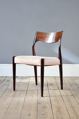 Rosewood Dining Chair - Forest London