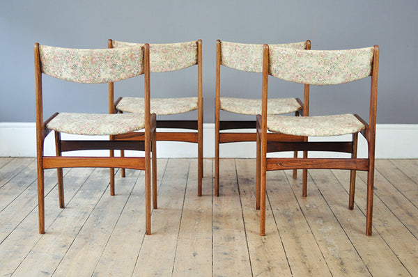Rosewood Dining Chairs