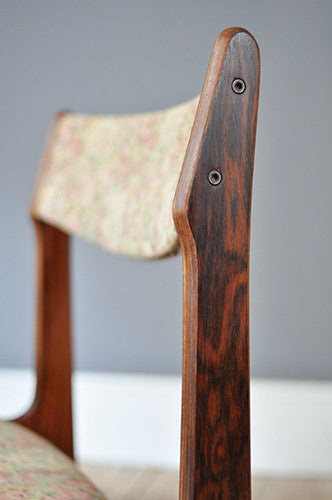 Rosewood Dining Chairs - Forest London