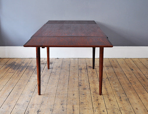 Johannes Andersen Rosewood Extendable Dining Table - Forest London