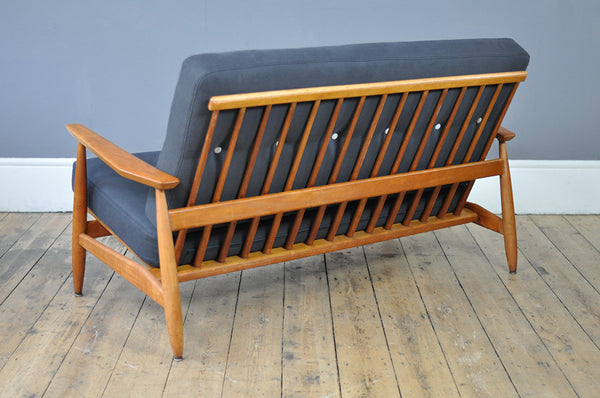 Quintessential Mid Century Sofa - Forest London