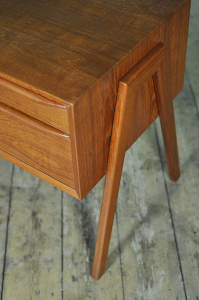 ON SALE // Teak Sewing Chest