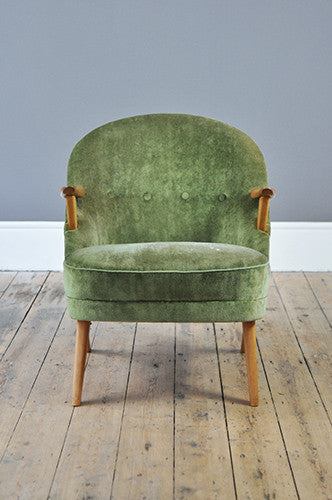 Luxurious Danish Armchair