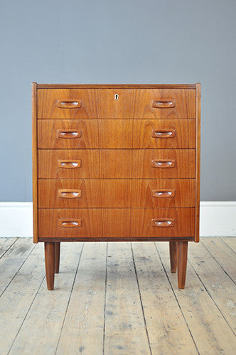 Wacky 1960s Chest of Drawers