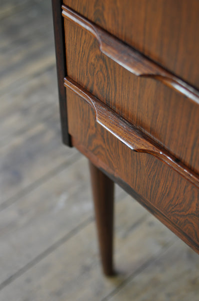 Compact Rosewood Chest