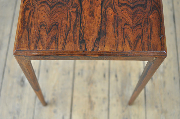 Johannes Andersen Rosewood side table