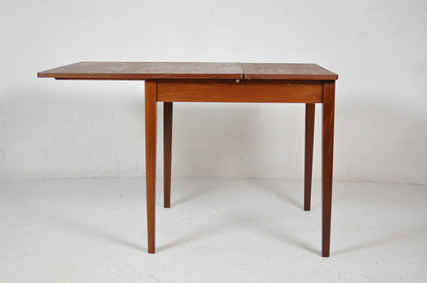 Square Teak Dining Table - Forest London