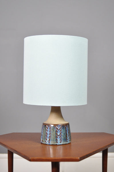 Ceramic lamp by Søholm Stentøj