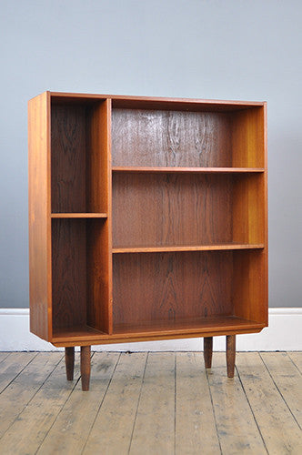 Decorative Teak Bookcase
