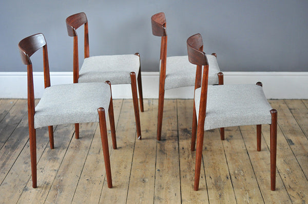 Sophisticated Dining Chairs - Forest London