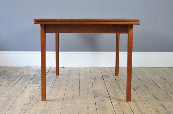 Extendable Danish Dining Table