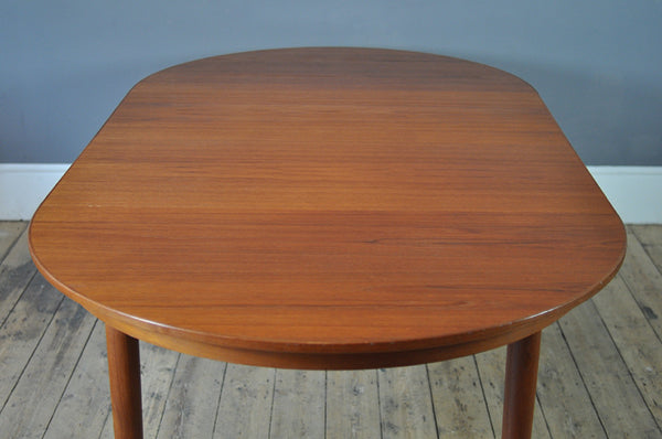 Classic Teak Dining table - Forest London