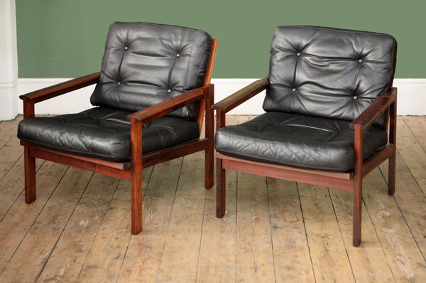 Pair of Capella Armchairs