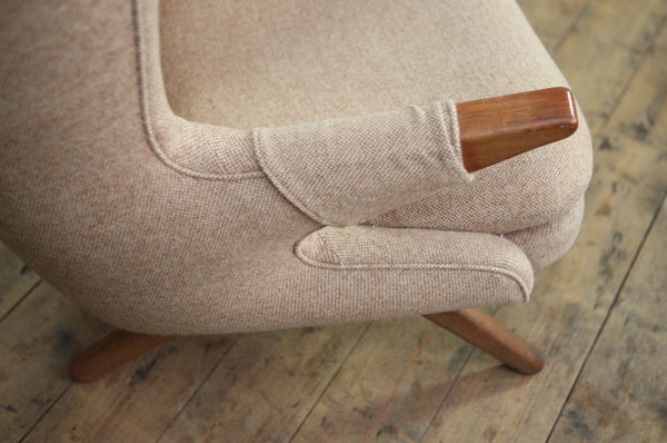'Papa Bear' Armchair by Svend Skipper