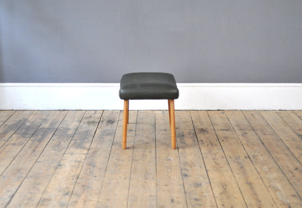Large footstool - Forest London
