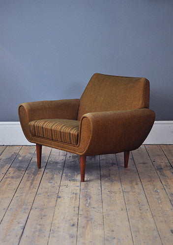 Wonderful Danish Armchair