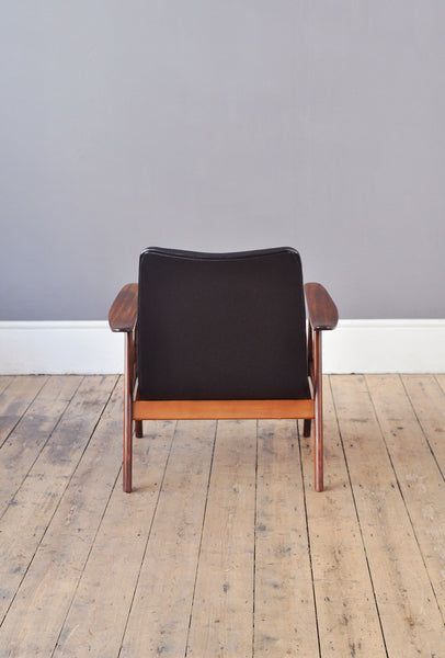 Low Back Armchair