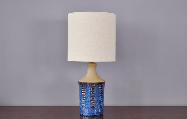 Ceramic Midcentury Lamp by Stentoj - Forest London