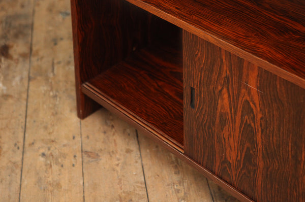 ON SALE // Minimalist Rosewood Storage Unit - Forest London