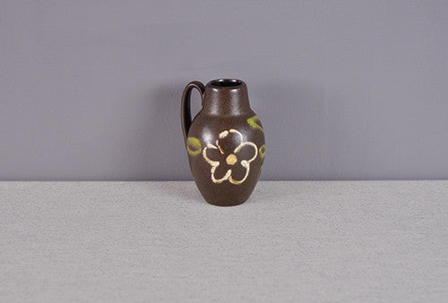 West German Ceramic Jug