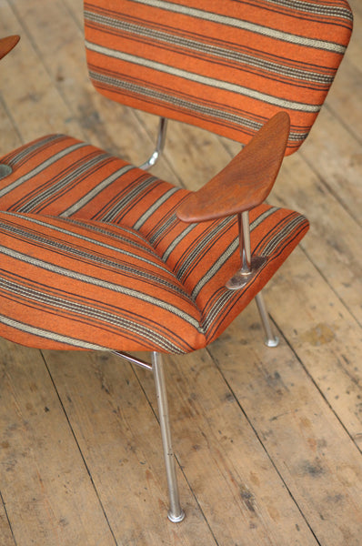 Standout Striped Chair