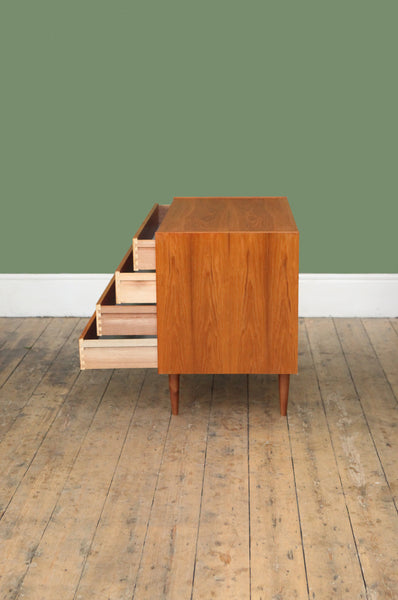 ON SALE // Deep Teak Chest