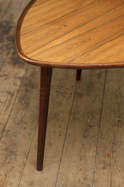ON SALE // Danish Tripod Coffee Table