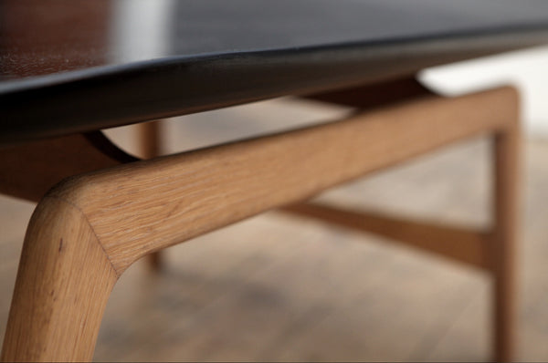 Striking Oak Coffee Table