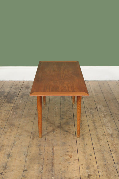 ON SALE // Teak Danish Coffee Table