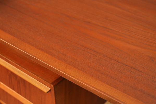 1960's Teak Desk - Forest London