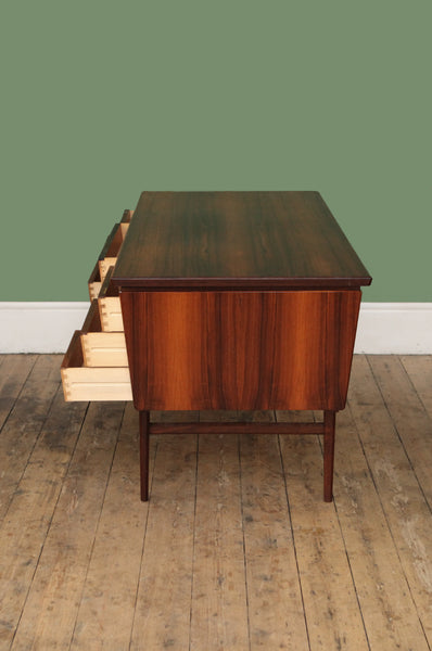 Characterful Rosewood Desk - Forest London