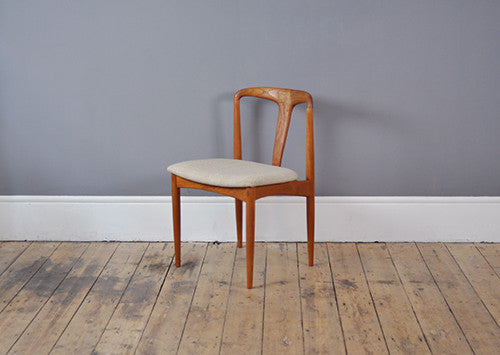 Set of Four Johannes Andersen Dining Chairs