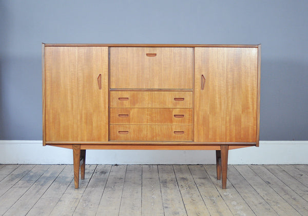 Danish Teak Highboard