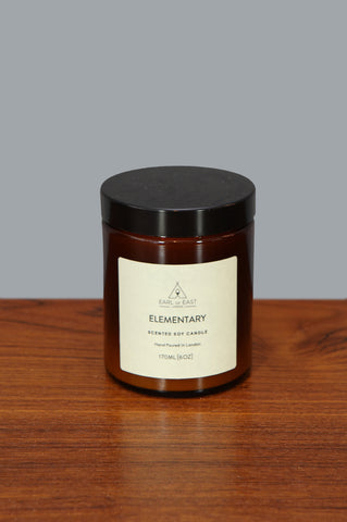 Medium Elementary Candle by Earl of East