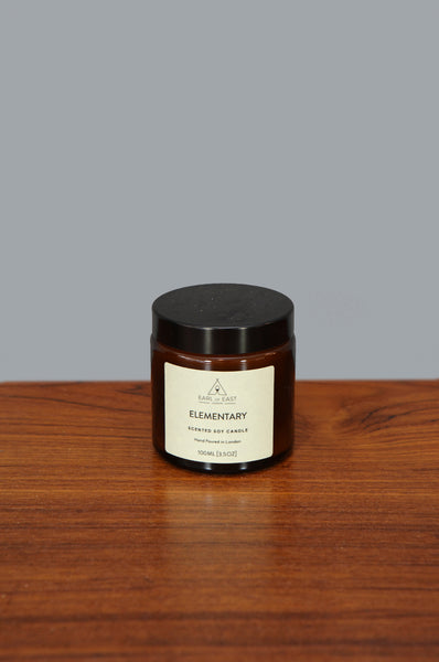 Small Elementary Candle by Earl of East