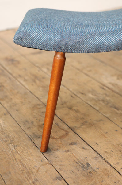 Cute Blue Footstool - Forest London