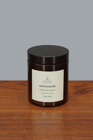 Medium Greenhouse Candle by Earl of East