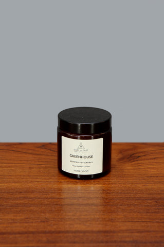 Small Greenhouse Candle by Earl of East - Forest London
