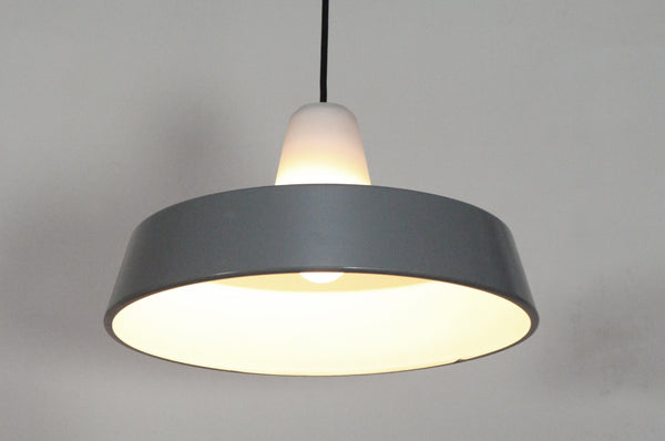 Grey Metal Pendant - Forest London