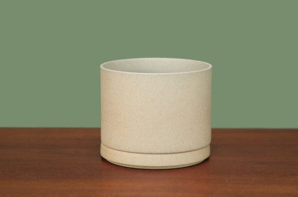 ON SALE // Hasami Porcelain Natural Planter - Forest London