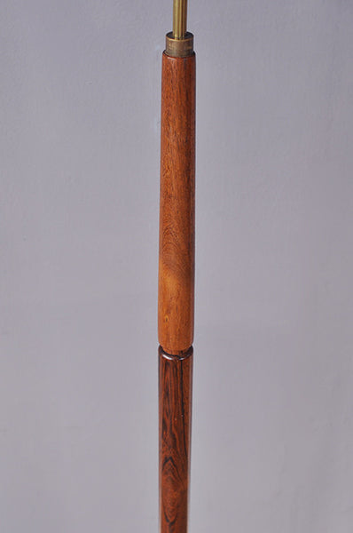 Rosewood Floor Lamp