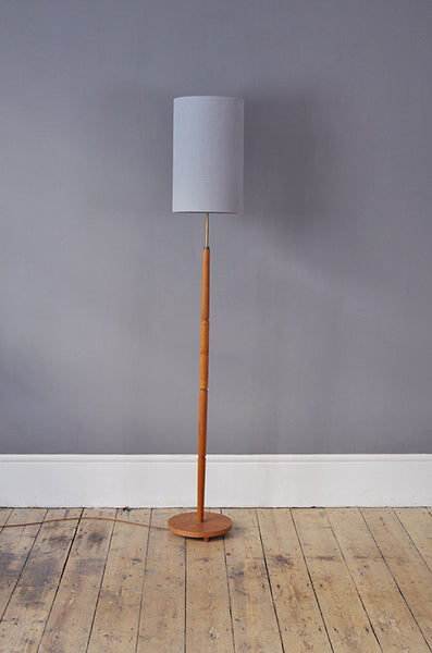 Danish Teak Floor Lamp - Forest London